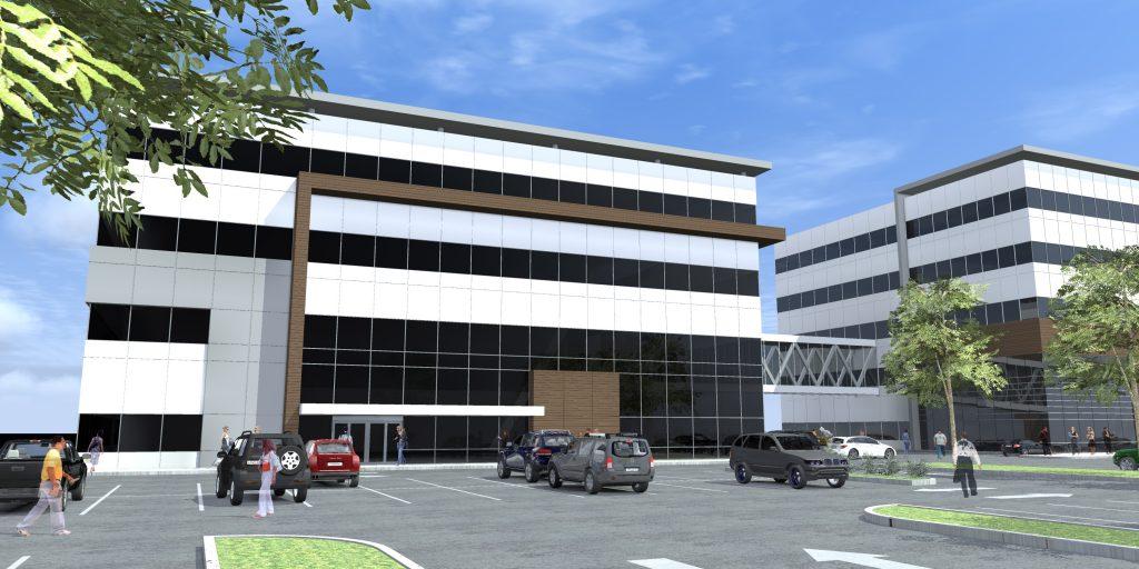 Centre médical de Vaudreuil (concept)
