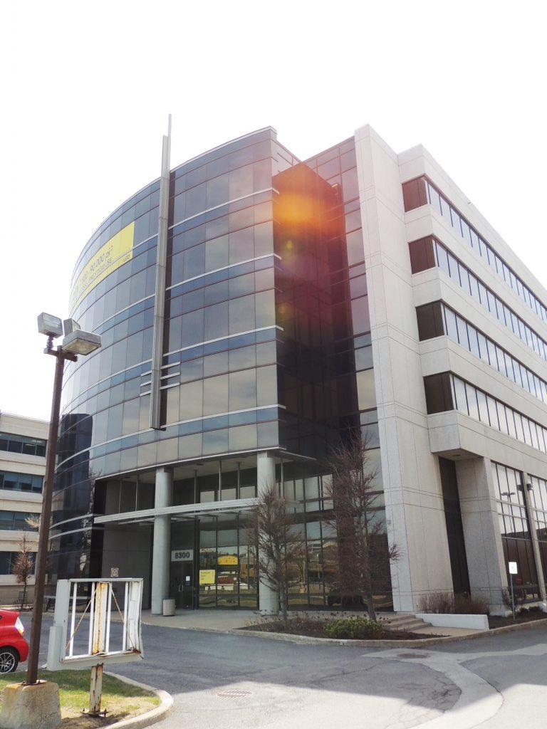 Bureaux administratifs du Centre universitaire de santé McGill
