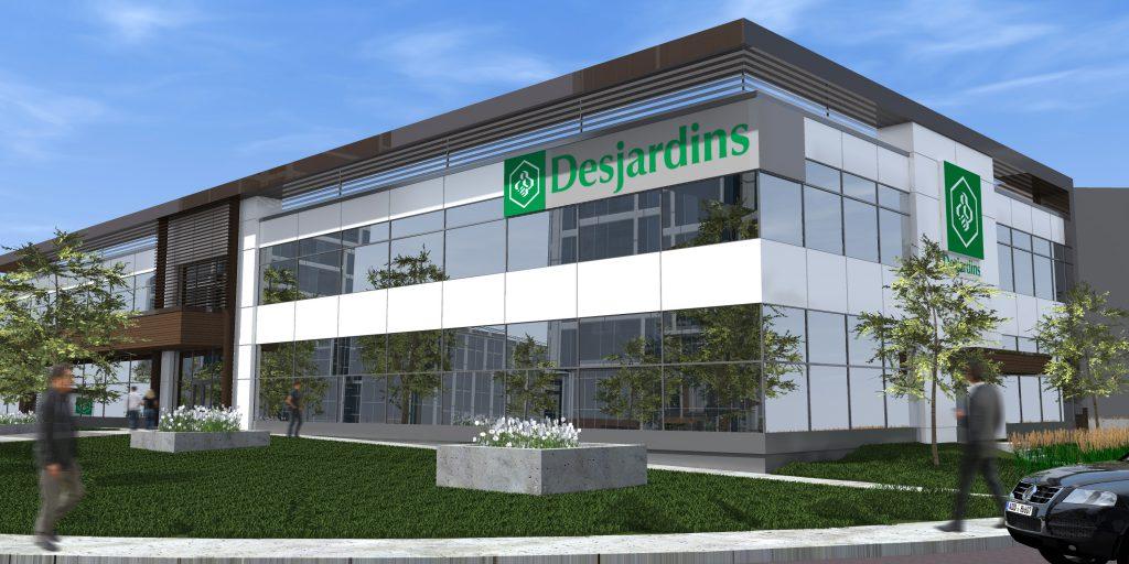 Bureaux administratifs Desjardins