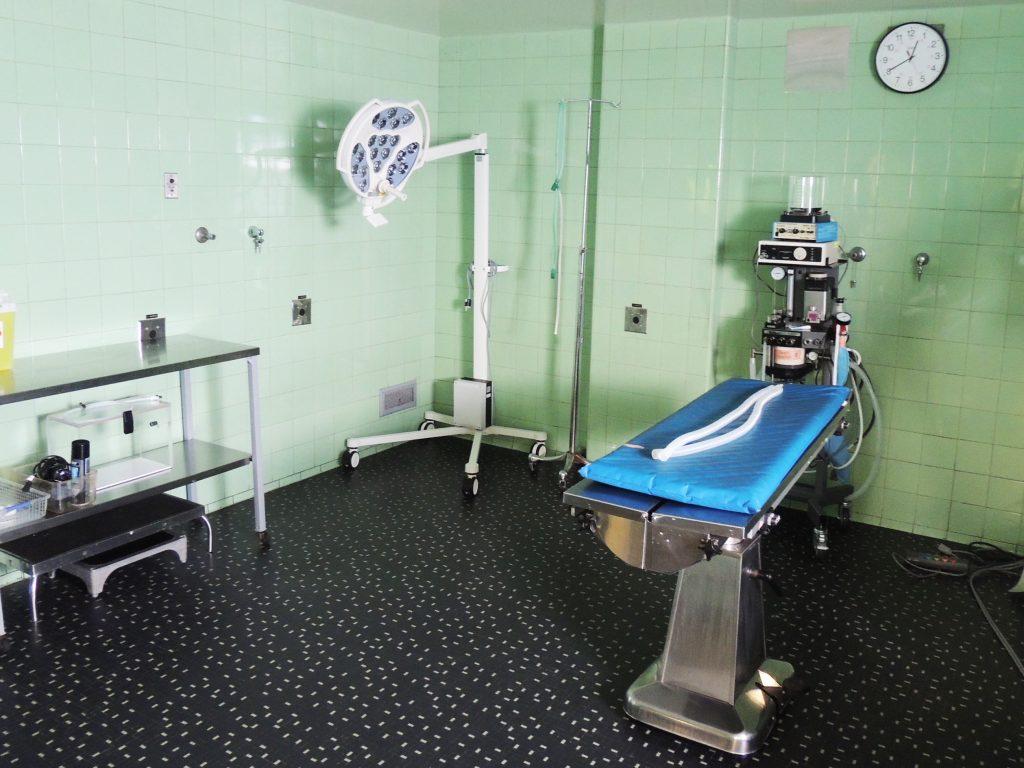 Réfection du laboratoire animalier à l'Hôpital général de Montréal